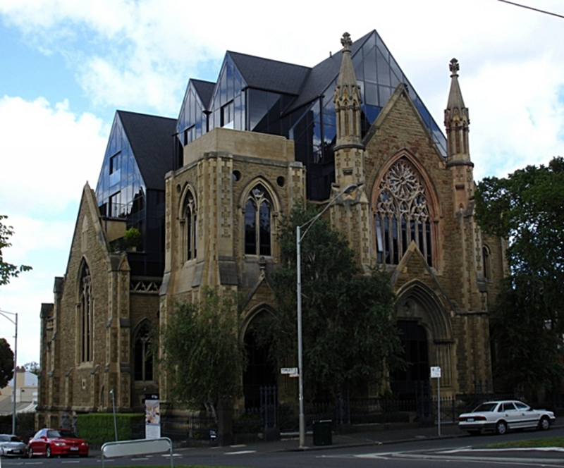 2005 Cairns Apartments | East Melbourne Historical Society