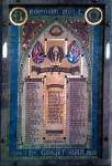 Holy Trinity Honour Roll - WW1