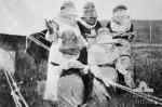52 BGH Nurses in anti-malaria dress 1918 (AWM H15761)