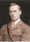 Allan Bennison Black DCM, Emily's brother wounded in France