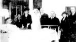 Matron King with dignitaries, Keswick Hospital (Advertiser, 19.12.1935 p22)