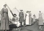 Australian sisters on Lemnos 1915