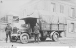 Third Division Supply Column Truck