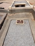 Beryl Tucker Grave, Mitcham Cemetery SA