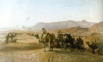 Camel Corps, Battle of Magdhaba, Sinai