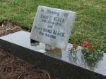 Grave of Emily Conyngham and Mary Isabel Black, Karrakatta Cemetery, WA