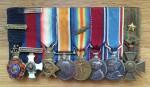 Thomas Faulkner Borwick - Medals