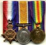 Arthur Bragg's Medals