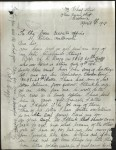 Letter from Emily - 7 April 1918