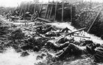 fallen Soldiers at Fromelles 20 July 1916