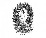 4th Light Horse Badge