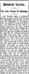 Eulogy 1 p.3 Gippsland Farmers' Journal 30 October 1917