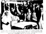 Sister C.A. Fegan's retirement at Caulfield Military Hospital (Argus 4.4.1939)
