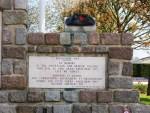 Memorial at Villers-Bretonneux