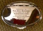 Rosa Quarterman jewellery box (Guy Quarterman)