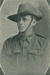2nd Lieutenant Clarke Maxwell Gray photo 1915/1916