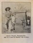 Violet Payne in Tanganyika (SLV MS 13606)