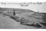 Dead Australian Soldiers, Leane's trench, Lone Pine, 1915