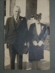 Cecil Solomon Marks and his wife, Ivy May