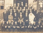 Matron Edwards and staff of Kearsney College in Natal (1923) (Kearsney archives)