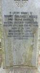 Ousley headstone Aberdeen (BillionGraves)