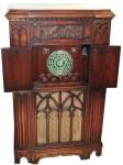 Radio made by Ernest Humphrey Scott