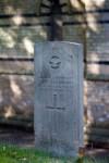 Grave of 2 Lt Hubert Solomon
