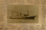 SS Miltiades brought Robert Brownlee back to Autralai