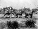 Thomas Vines, coach driver c.1890