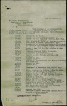 Service record of Frederick Charles Whamond