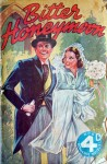 Bitter Honeymoon front cover