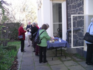 100 Morning tea Eltham Anglicare Auxiliary August 2007