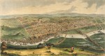 1855c View of Melbourne
