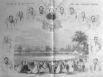 1864 Richmond Paddock Grand International Cricket Match