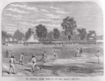 1867 MCG Aboriginal Cricket Match