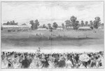 1874 MCG Boxing Day Cricket Match