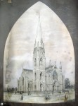 1884 01 Cairns Memorial Church design