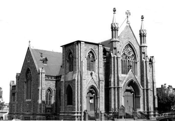 1963 Cairns Memorial Church