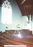 1980c 05 Cairns Memorial Church organ console