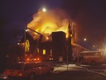 1988 01 Cairns Memorial Church fire