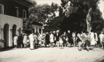 37 1973 Bishopscourt - open day for Mothers Union