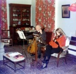 53 1972 Bishopscourt - cello, violin duet
