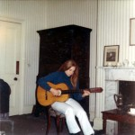 54 1972 Bishopscourt - Clem on guitar