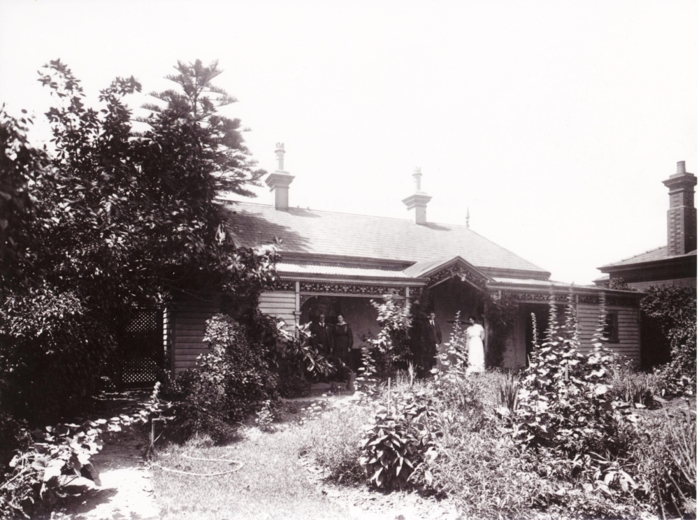 East Melbourne, Albert Street, 092, Coniston, 1913