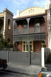 East Melbourne, Berry Street, 034, 2003, 20, Blondeau