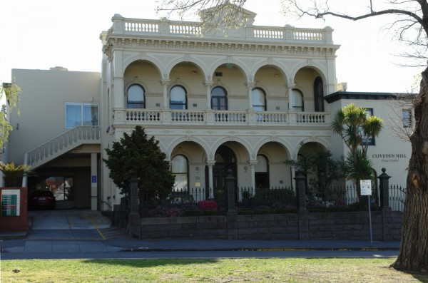 East Melbourne, Simpson Street, 029, Cliveden Hill Private Hospital