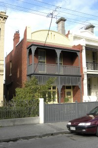 East Melbourne, Berry Street, 034, Blondeau, 019