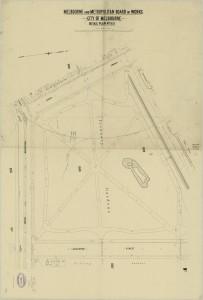 bw0024 MMBW Plan - Treasury Gardens