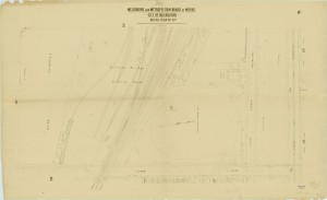 bw0504 MMBW Plan - Wellington Pd, Jolimont Rd, Flinders Park