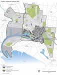 2010 City of Melbourne MSS Figure 1 - Municipal Context Map